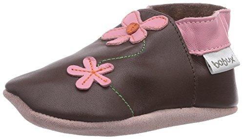 Bobux 460620, Chaussures Bébé marche mixte bébé, Bleu (Navy), 19 EU