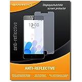 """2 x SWIDO® protecteur d'écran Meizu M5c protection d'écran feuille """"AntiReflex"""" antireflets"""