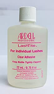 Ardell Professional LashTite For Individual Lashes Clear Adhesive 22ml