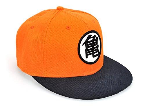 CoolChange Dragon Ball Basecap, Herr der (Für Kinder Kostüm Son Goku)