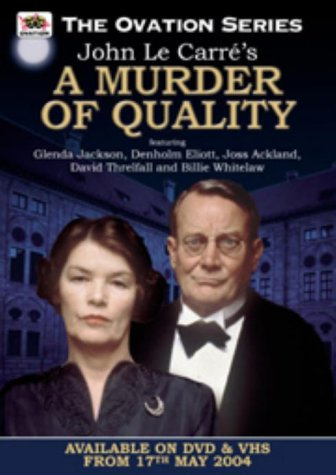 A Murder Of Quality [DVD] for sale  Delivered anywhere in UK