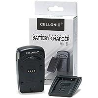 CELLONIC® Cargador MH-23 para Nikon EN-EL9 (Nikon D40, D40x, D60, D5000, D3000) - incl. fuente alimentación + cargador de coche - cargador corriente, cargador automóvil, cargador bateria cámara