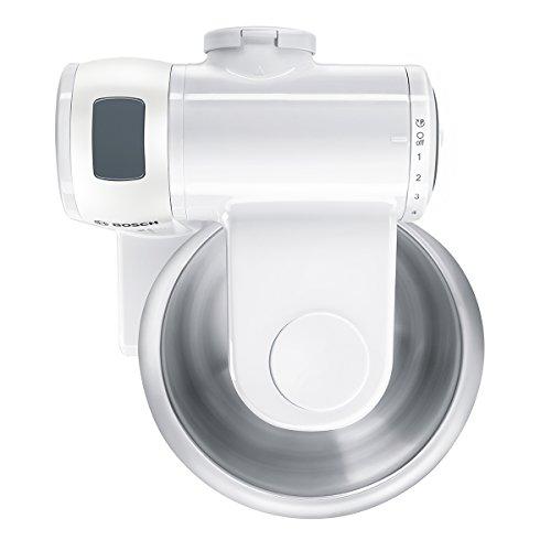 Bosch MUM4835 Küchenmaschine MUM4 (600 Watt, 3.9 Liter, Edelstahl ...