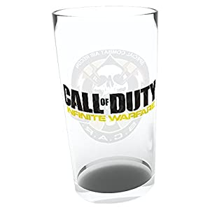 Call Of Duty Infinite Warfare Logo Pint-Glas Standard