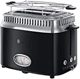 Russell Hobbs Grille-Pain, Toaster Rétro Vintage,...