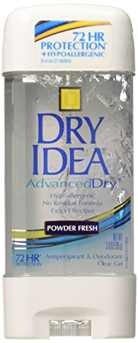 Dry Idea Déodorant anti-transpirant en gel transparent - 90 ml
