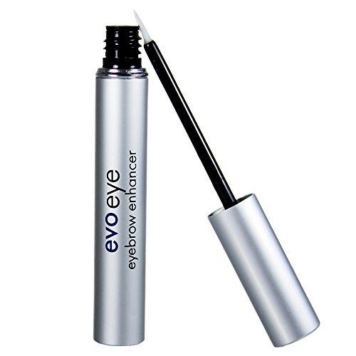 evoeye eyebrow formula - Augenbrauenwachstumsserum 6 ml, 1er Pack (1 x 6 ml)