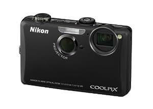 """Nikon Coolpix S1100PJ Appareil photo numérique compact 14,1 Mpix Ecran 3"""" Zoom optique 5x Noir"""