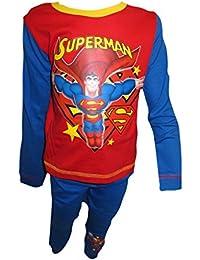 Superman Pyjamas Garcons
