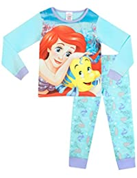 Disney The Little Mermaid - Ensemble De Pyjamas - La Petite Sirène - Ariel - Fille