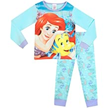 Disney La Sirenita - Pijama para niñas - Ariel