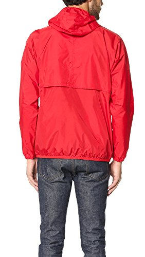 K-Way Herren Blouson Jacke Rot - Rot