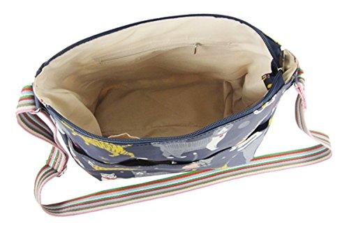 Aclaramiento De 100% Auténtico Para El Buen Kukubird Miscelati Cane Stampa & Rainbow Strap Borsa A Tracolla Con Il Sacchetto Di Polvere Di Kukubird 1Dark Blue Cat El Mayor Proveedor En Línea Barata LVo0bvT5R7