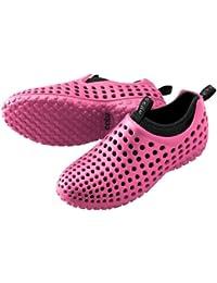 Ccilu - Zapatillas para mujer rosa rosa