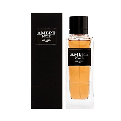 Adnan B. Ambre Noir Eau de Toillette 100ml Spray -