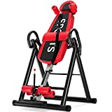 RXRENXIA Exercice Inversion Table, Table D'inversion Gravity Coach, Angles...