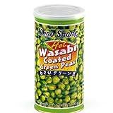 Produkt-Bild: Khao Shong - grüne Erbsen mit Wasabi - 280g