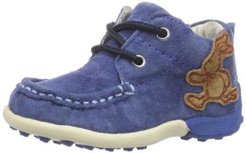 Felix, der Hase 460646, Chaussures Premiers Pas Mixte Enfant Bleu - Bleu