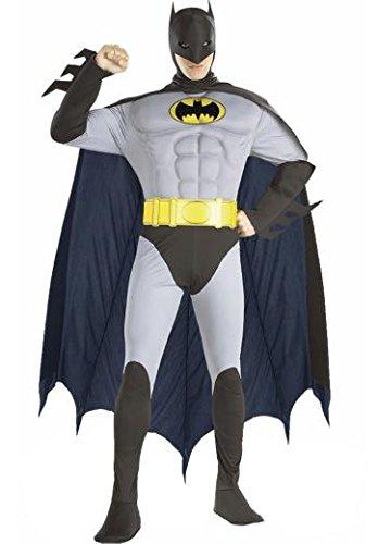 Muscled Batman Kostüm (Plus Kostüme Batman Size)