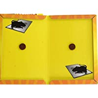 """ShouYu Mouse Sticker Board, Mouse Trap, Mouse Catcher, 9""""x13"""", 10pcs in"""