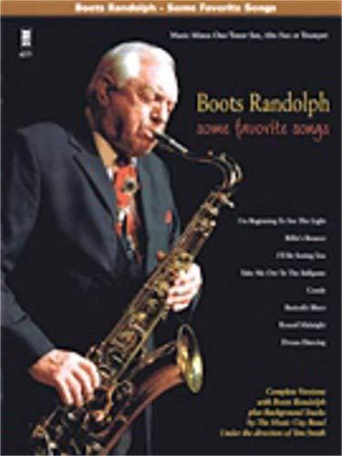 Hal Leonard Stiefel Randolph - Einige Lieblingssongs, Tenor Sax, Altsax oder Trompete (Buch und CD) (Leonard Sax)