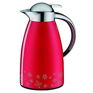 Alfi Vacuum jug Signo red winter edition 1l 1421.710.100