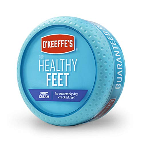 O'Keeffe's Fußcreme, 1er Pack (1 x 91 ml)