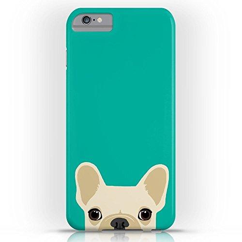 Roses Garden Handy Schutzhülle protectivedesign Hartschale Hülle French Bulldog Slim Case iPhone 6S Plus Bulldog-handy-fall