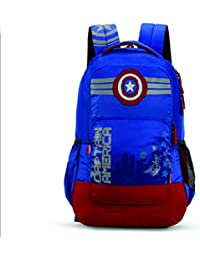 Skybags SB Marvel 06 31 Ltrs Blue Casual Backpack  (SBMRV06EBLU)