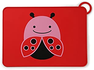 Skip Hop Zoo Fold and Go Placemat - Ladybug (Multicolor)