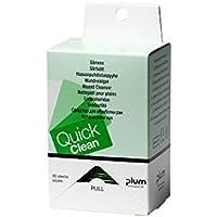 Plum QuickClean Nachfüllbox incl. 40 Wundreinigunstücher preisvergleich bei billige-tabletten.eu