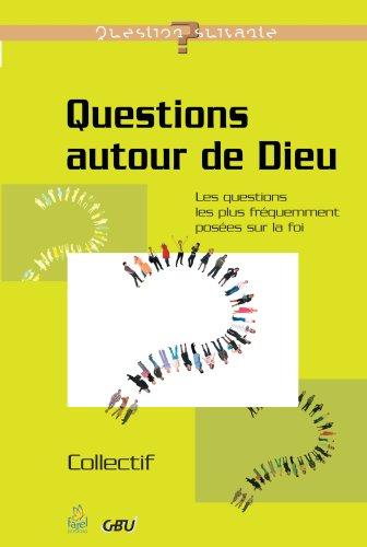 Questions autour de Dieu