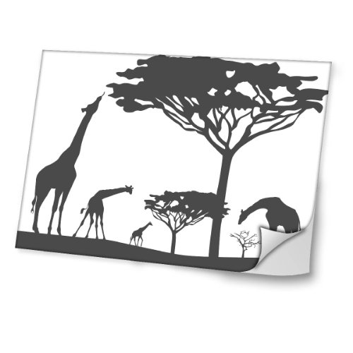 preisvergleich wilde tiere 10112 giraffe skin. Black Bedroom Furniture Sets. Home Design Ideas