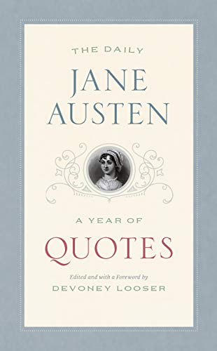 The Daily Jane Austen - A Year of Quotes