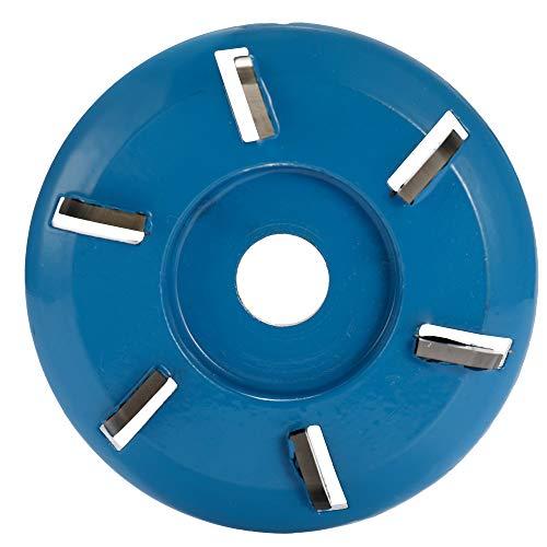KKmoon 16 mm Talladora de Madera para Disco de Talla de Fresado para Amoladora...