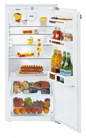 Liebherr IKB 2310 Comfort BioFresh - réfrigérateurs (Intégré, A++, Blanc, Droite, SN-T, boutons)