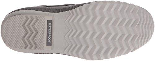 Sorel Cheyanne Lace Full Grain, Stivali da Neve Uomo Grigio (City Grey, Shark 023City Grey, Shark 023)