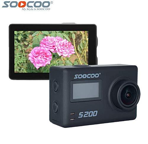 Soocoo 16GB TF Karte S200 Ultra 4K WiFi Sport Action Kamera 2,45
