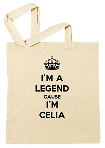 im-a-legend-cause-im-celia-borsa-della-spesa-spiaggia-cotton-riutilizzabile-shopping-bag-beach-reusa