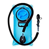 Add-gear FDA Approved Antibacterial TPU 2 L Water Bladder with Insulated Hose