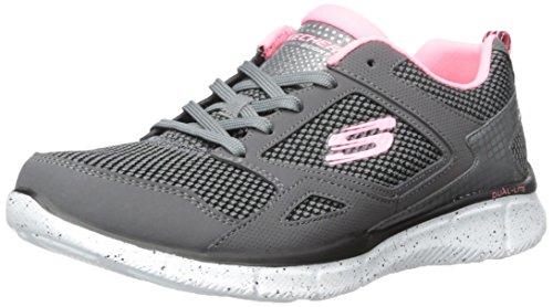 Skechers Damen Sneaker Grau
