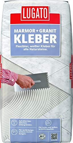 Lugato Marmor + Granit Kleber 20 kg
