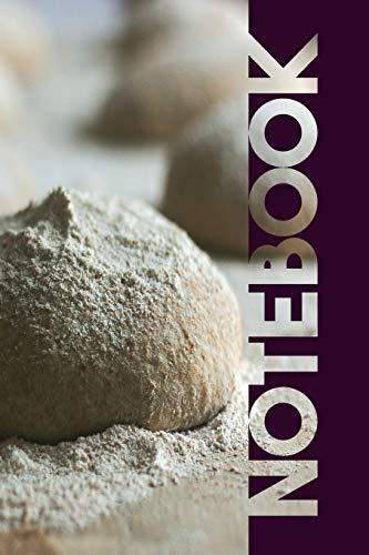 Notebook: Artisan Bread Practical Composition Notebook for horneando baking fans