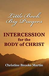 Little Book, Big Prayers: Intercession for the Body of Christ: 4