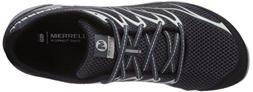 Merrell - Bare Access 4, Sneakers da uomo Nero (Black  (Black/Dark Grey))