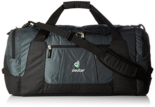 9ebd5d75cc Deuter Relay Outdoor Duffel Bag available in Granite Black - One Size