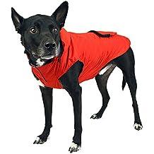 CANADA POOCH Pacific Poncho imperméable Manteau pour Chien, Taille 12, Rouge