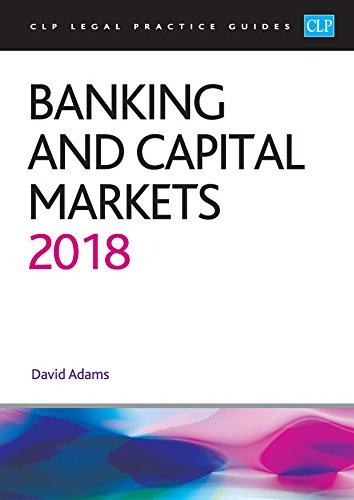 Banking and Capital Markets 2018 par David Adams