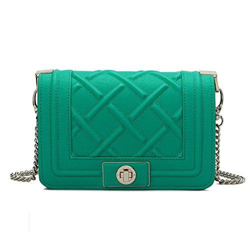 Ladies mini borsa a tracolla/borsa a tracolla Incline/ catena cellulare borsa-B B