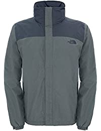 The North Face M Resolve Insulated Jacket Chaqueta, Hombre, (Gris), L